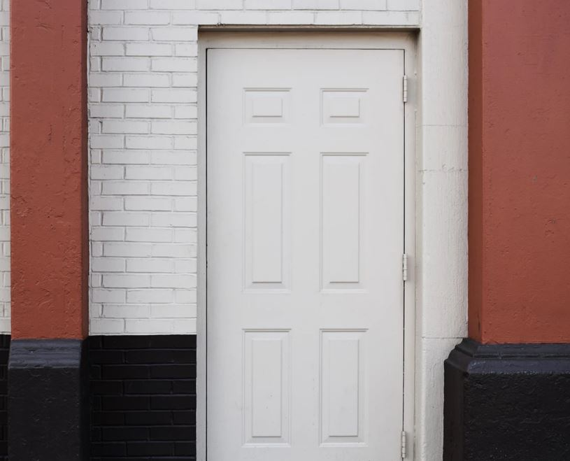soñar con puerta cerrada