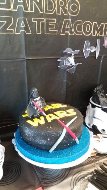 Fiesta comunión Star wars