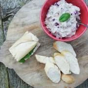 tonijnsalade met appel
