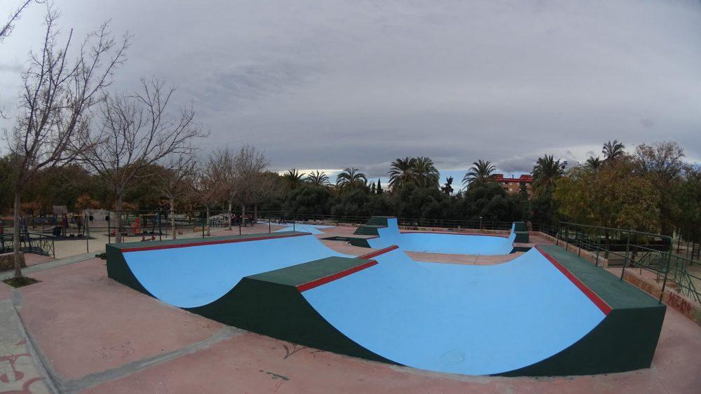 Skatepark-Burjassot