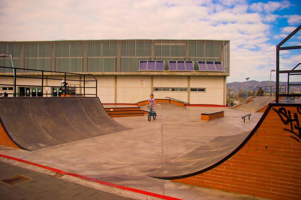 Skatepark-cartama