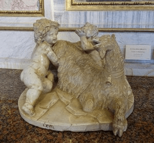 Cabra Amaltea