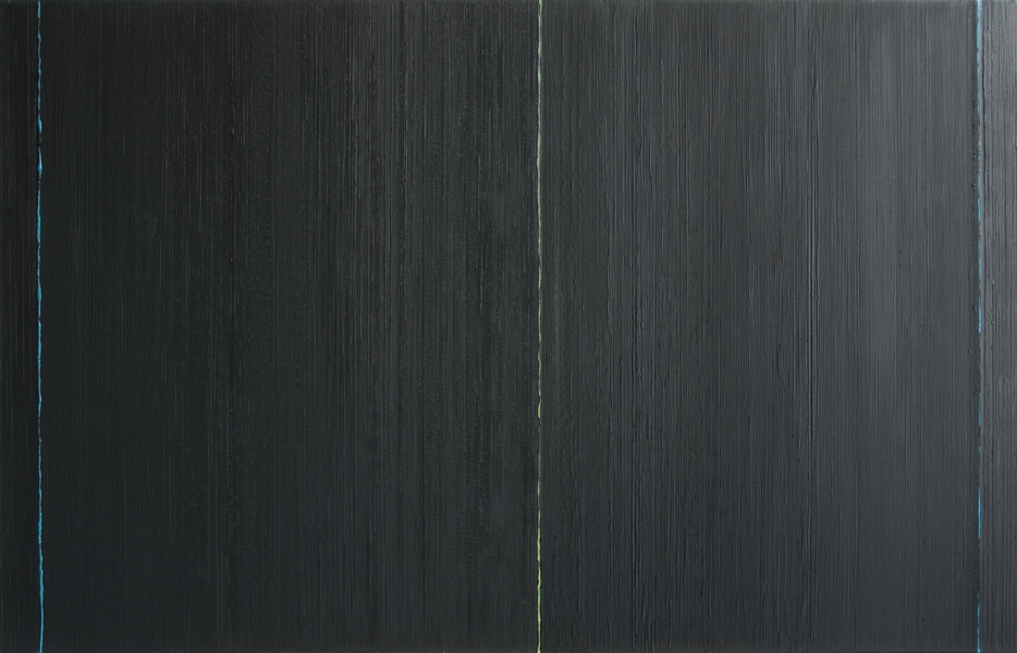 Els Moes, 2008-06, oil on linen, 160x100cm