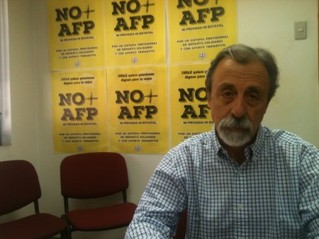 del movimiento #No+AFP