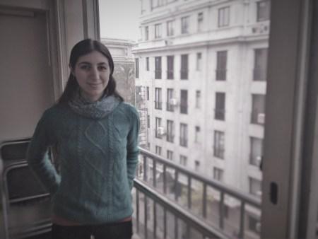 Karina Narbona, de la Fundación Sol