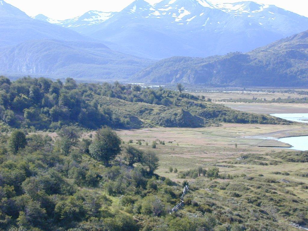 Parque Yendegaia
