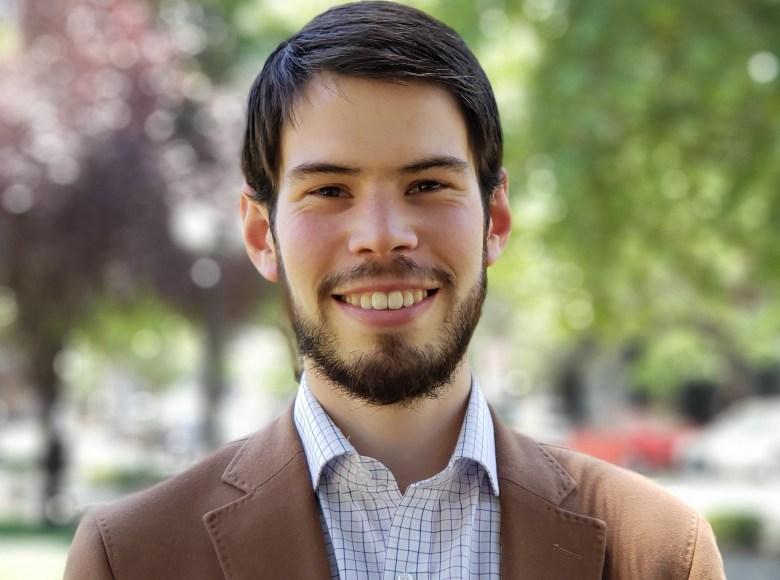 Christian Paredes, abogado de Terram