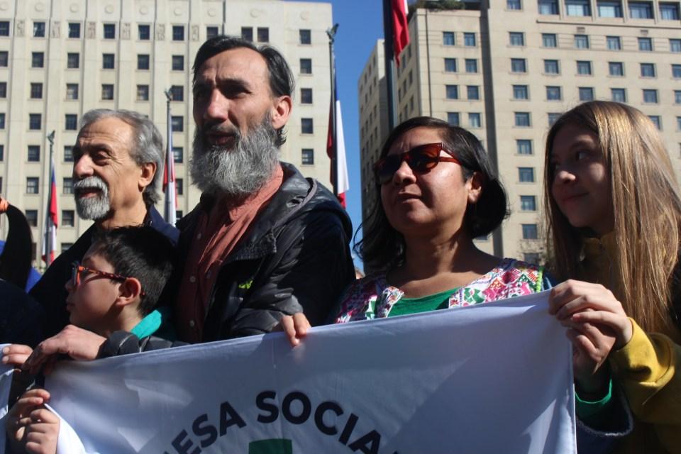 Sancho, Mesa Social