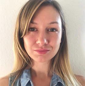 Kasia Odrozek de la Fundación Mozilla