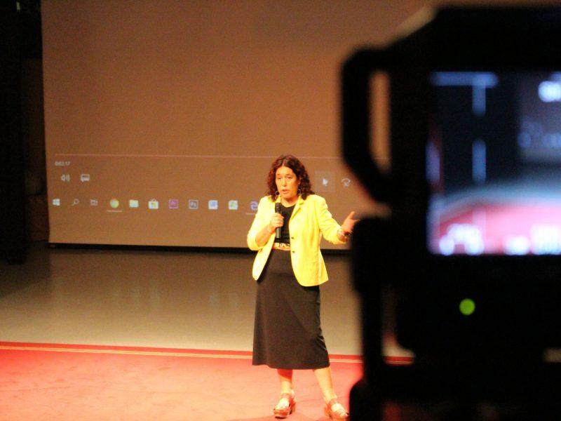 Deborah Solís de Aprofa