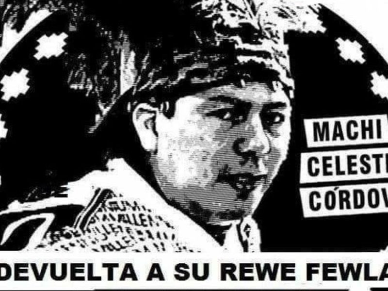 Machi Celestino Cordova