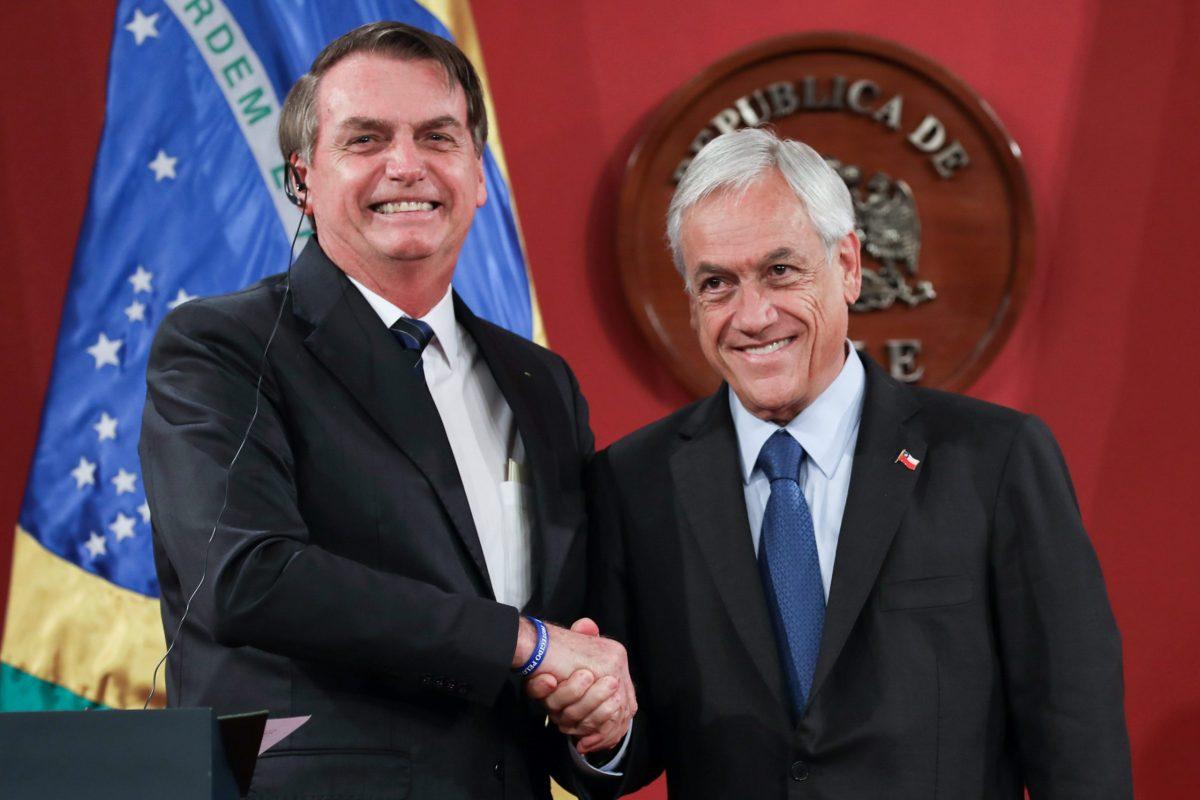 Piñera y Bolsonaro