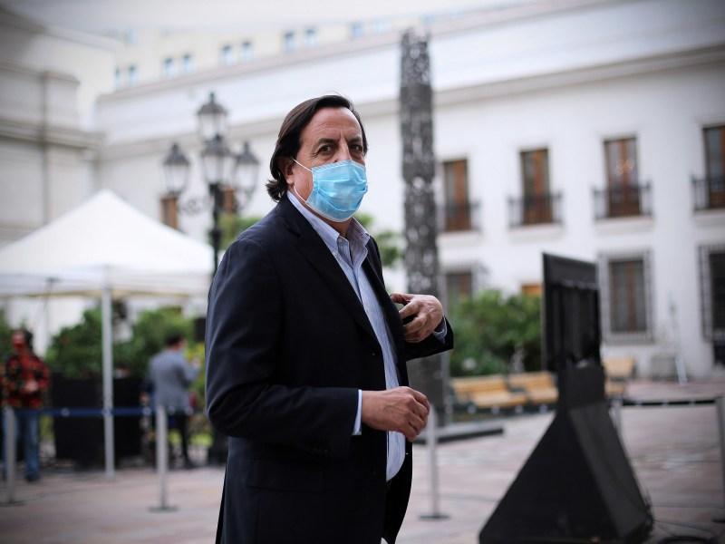 Victor Perez ministro del Interior