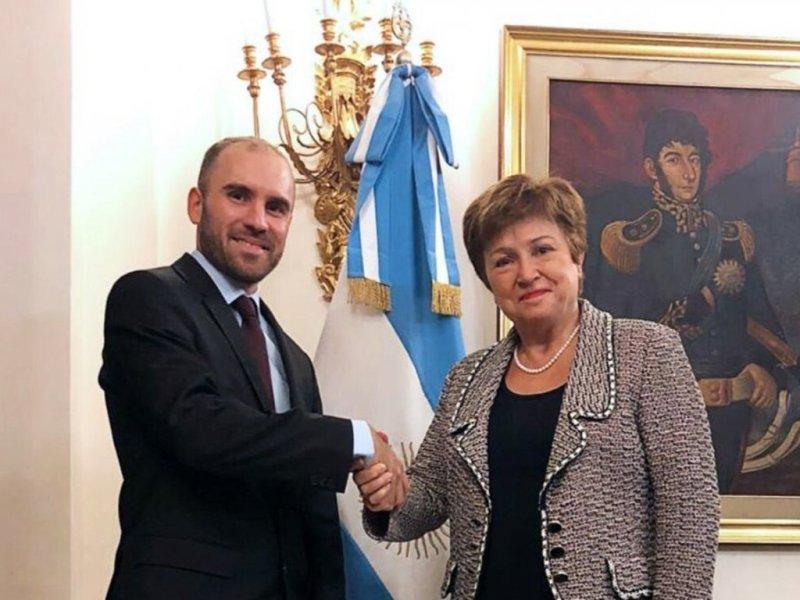 Resultado de imagen para La Argentina y el FMI apuntan a mayo para alcanzar un nuevo acuerdo de deuda