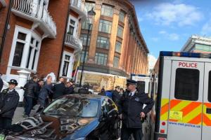 Detenido Julian Assange: Historia y frases del fundador de WikiLeaks