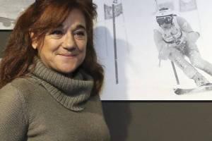 Blanca Fernández Ochoa es encontrada muerta en el pico de la Peñota