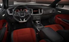 2016 Dodge Charger SRT Hellcat (shown in Ruby Red Alcantara sued)