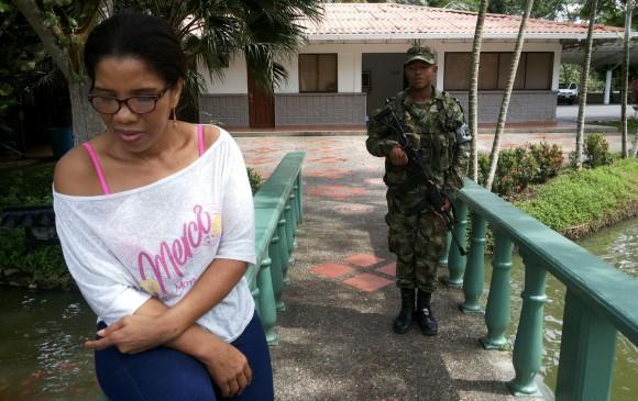 Karina exjefa de las FARC
