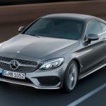 2017_Mercedes-Benz_C-Class_Coupe_2