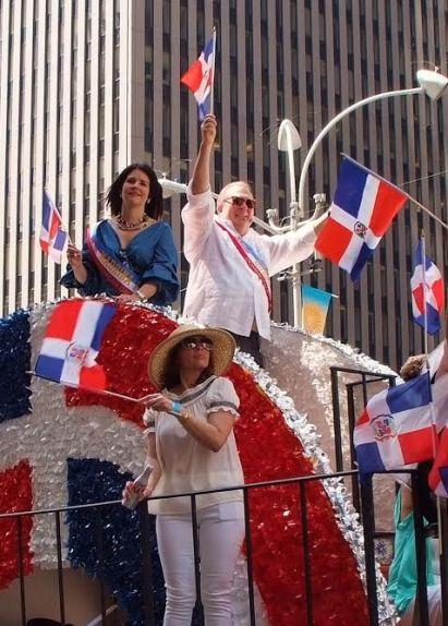 Desfile Dominicano de Nueva York Agosto 2016-3