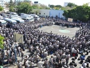 TROPAS POLICIALES DOMINICANAS
