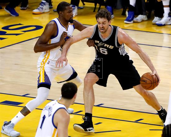 Warriors barren a Spurs