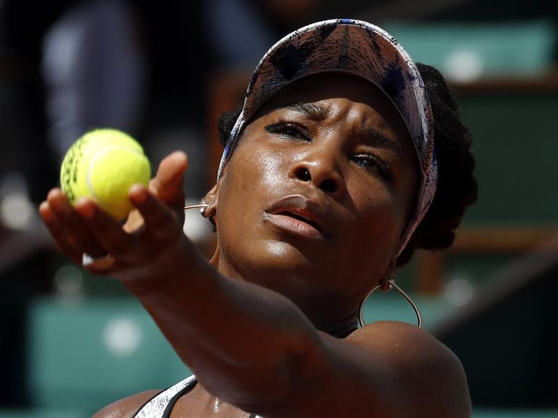 Venus Williams involucrada en la muerte de un hombre de 78 años