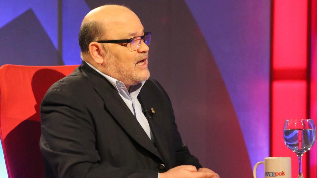 Gustavo Montalvo descarta nueva reelección de Danilo Medina
