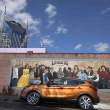 Slightly smaller dimensionally than the Rogue, the new 2017 Nissan Rogue Sport provides the perfect size and utility for active urban lives, featuring responsive handling and maneuverability.