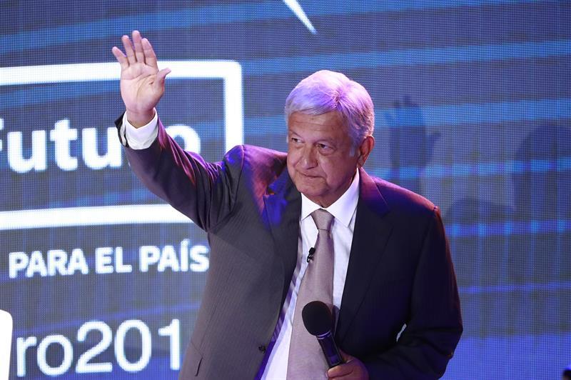 López Obrador cierra gira por Chiapas; alista su participación en debate