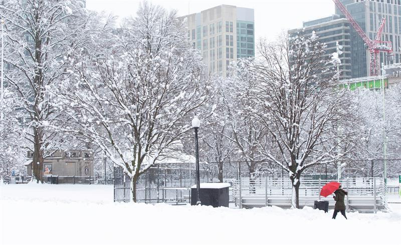 Tormenta invernal amenaza al noreste de EEUU
