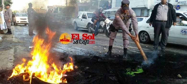 En Nueva York Chiquito protestan por posible desalojo