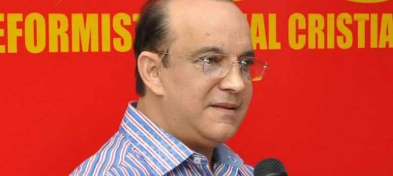 Reforma constitucional no está en la agenda PRSC, dice Quique