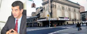 Concejal Rodríguez apoya convertir el United Palace en patrimonio cultural de Nueva York