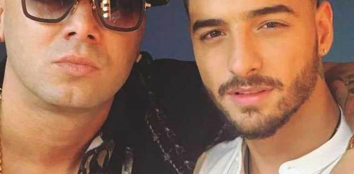 Maluma y Wisin llegan este sábado a Altos de Chavón