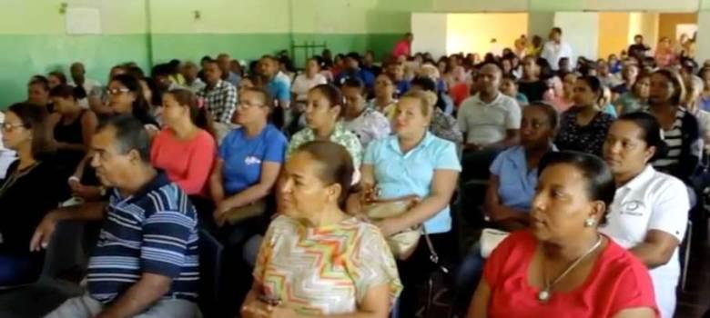 ADP en Montecristi ratifica no se integraran actividades EducaciónADP en Montecristi ratifica no se integraran actividades Educación