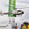 Águilas prepararon recibimiento helicóptero Karim Abu Naba'a