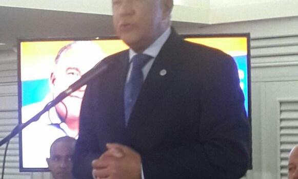 Andrés Bautista presenta equipo de apoyo a su candidatura en el Distrito Nacional