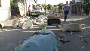 Protestan en Estancia del Yaque por escuela, agua y luz