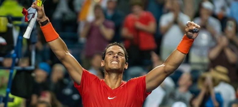 Nadal y Halep ganan master 1.000 de Toronto