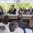 Restos de César Medina son sepultados
