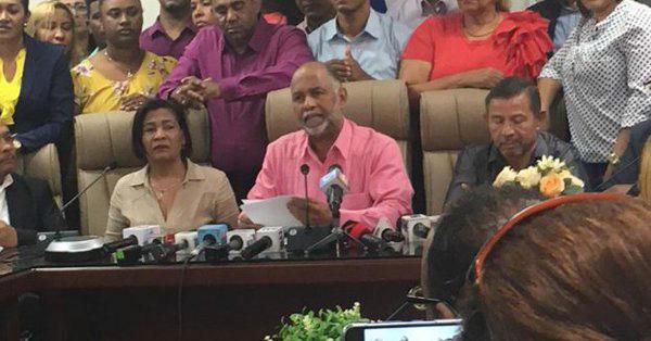 Eduardo Hidalgo reconoce que perdió elecciones ADP