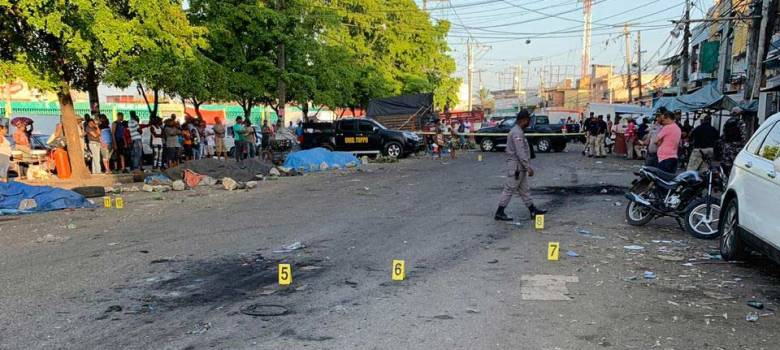 Dos muertos 3 heridos durante incidente en Capotillo