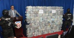DNCD ocupa 682 paquetes de cocaína en Higuey