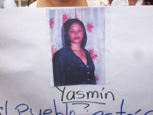 Autoridades apresan esposo de Yasmín Valdez