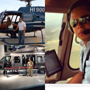Muere piloto de la aeronave se estrelló en Puerto Plata