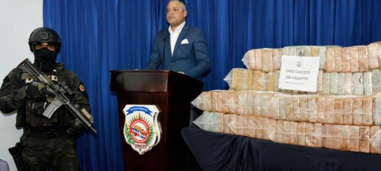 Autoridades de RD se incautan 280 paquetes de coca llegaron desde Venezuela