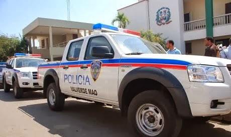 policia mao