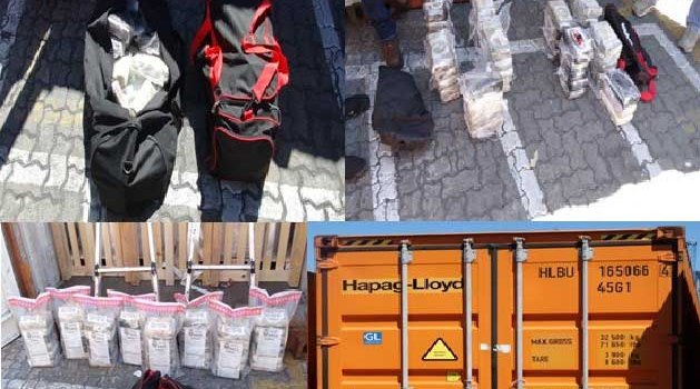 48 paquetes de coca puerto multimodal caucedo
