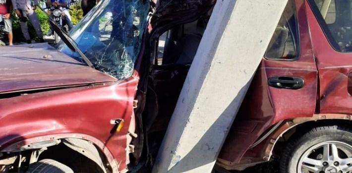Pastor evangélico muere en accidente